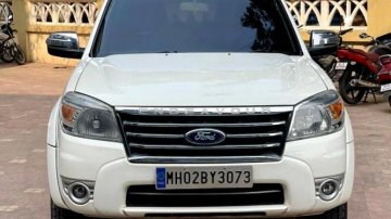 Used 2010 Endeavour 2.5L 4X2 MT  for sale in Mumbai