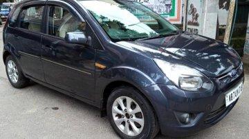 Used 2012 Figo Diesel Titanium  for sale in Kolkata