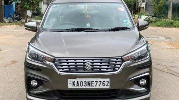 Used 2019 Ertiga ZXI  for sale in Bangalore