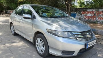 Used 2012 City Corporate Edition  for sale in Pune