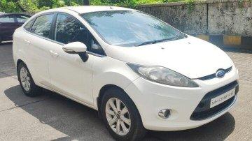 Used 2012 Fiesta AT Titanium Plus  for sale in Mumbai