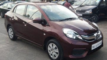 Used 2016 Amaze S AT i-Vtech  for sale in Mumbai