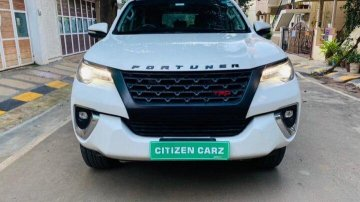 Used 2018 Fortuner 2.8 2WD MT  for sale in Bangalore