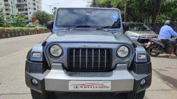 Used 2021 Thar LX 4-Str Hard Top Diesel  for sale in Mumbai