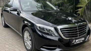 Used 2017 S Class S 350 CDI  for sale in Pune