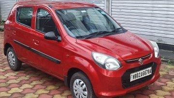 Used 2015 Alto 800 VXI  for sale in Kolkata