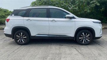 Used 2020 Hector Plus Sharp AT  for sale in Mumbai