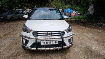 Used 2015 Creta 1.6 CRDi SX Option  for sale in Hyderabad