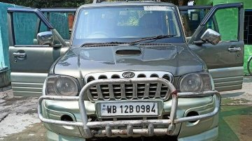 Used 2007 Scorpio SLX 2.6 Turbo 7 Str  for sale in Kolkata
