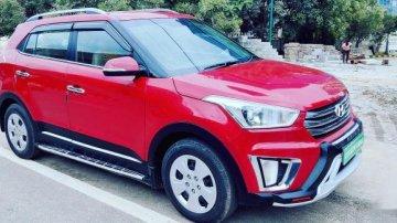 Used 2017 Creta 1.6 E Plus  for sale in Bangalore