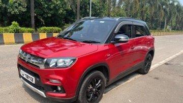 Used 2018 Vitara Brezza ZDi Plus AMT  for sale in Mumbai