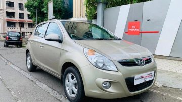 Used 2011 i20 1.4 Asta AT with AVN  for sale in Mumbai