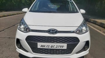Used 2018 Grand i10 1.2 Kappa Sportz Option AT  for sale in Mumbai