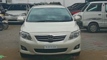 Used 2010 Corolla Altis VL AT  for sale in Coimbatore