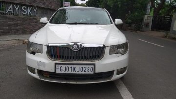 Used 2011 Superb 1.8 TSI MT  for sale in Ahmedabad