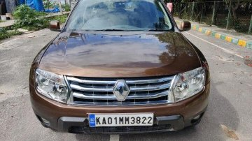Used 2014 Duster 85PS Diesel RxL Option  for sale in Bangalore