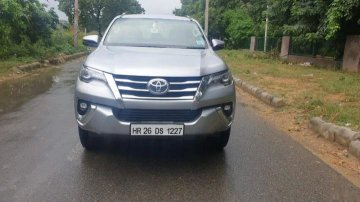 Used 2018 Fortuner 2.7 2WD AT  for sale in Gurgaon
