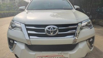Used 2018 Fortuner 2.8 2WD MT  for sale in Mumbai