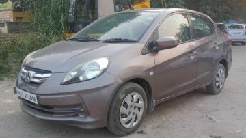 Used 2013 Amaze S i-Dtech  for sale in Faridabad
