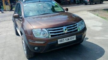 Used 2013 Duster 110PS Diesel RxL  for sale in Faridabad