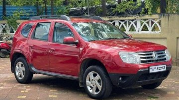 Used 2012 Duster 85PS Diesel RxL Optional  for sale in Mumbai