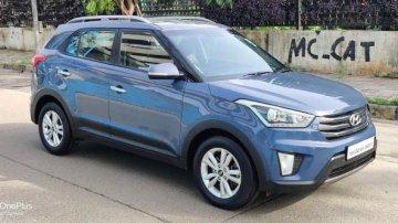 Used 2016 Creta 1.6 CRDi SX Plus  for sale in Mumbai